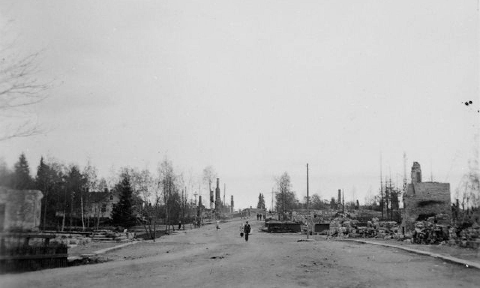 Vuoden 1918 pitkäaikaisvaikutukset -tutkimushanke
