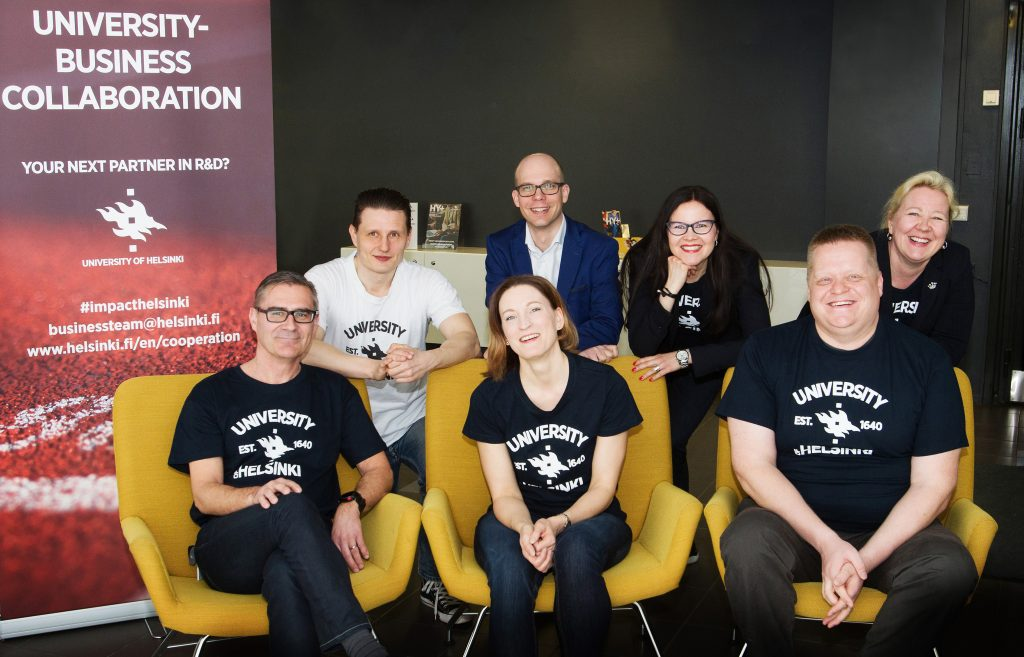 Business Collaboration Team – University of Helsinki