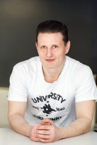 Krister Talvinen – University of Helsinki