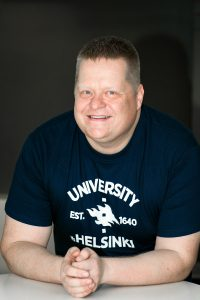 Pasi Rautiainen – University of Helsinki