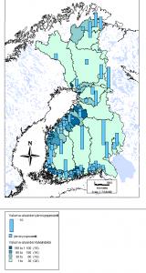 valuma-aluekartta