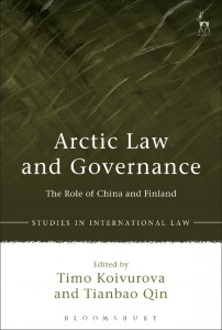 Timo Koivurova, Qin Tianbao (eds.), Arctic Law and Governance: the Role of China and Finland, Hart Publishing, May 2016.