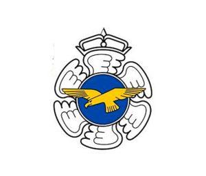 The new Air Force logo (Helsingin Sanomat)