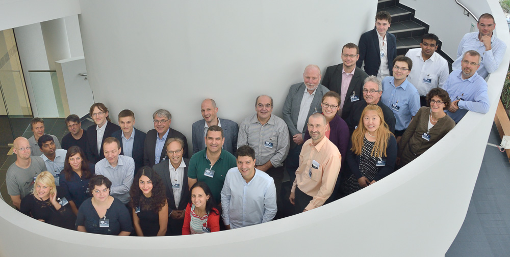 2015 Configuration Workshop group photo
