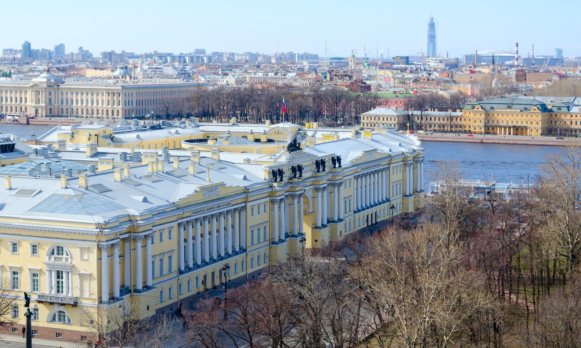 Development of Russian Law
