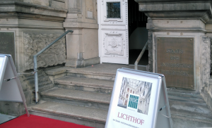 Lichthof Entrance