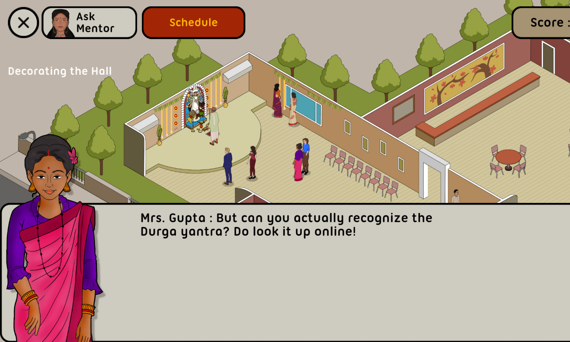 The Durga Puja Mystery + Durga Puja Beyond Borders