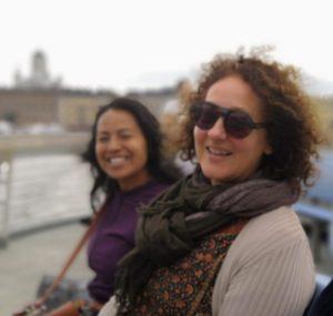 Katy Machoa & Paola Minoia