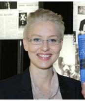 Elina Kuorelahti (photo by Ida Pimenoff)