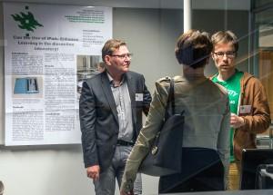 Opetuksen uusia tuulia esittelevät Juha Laakkonen ja Mikael Niku