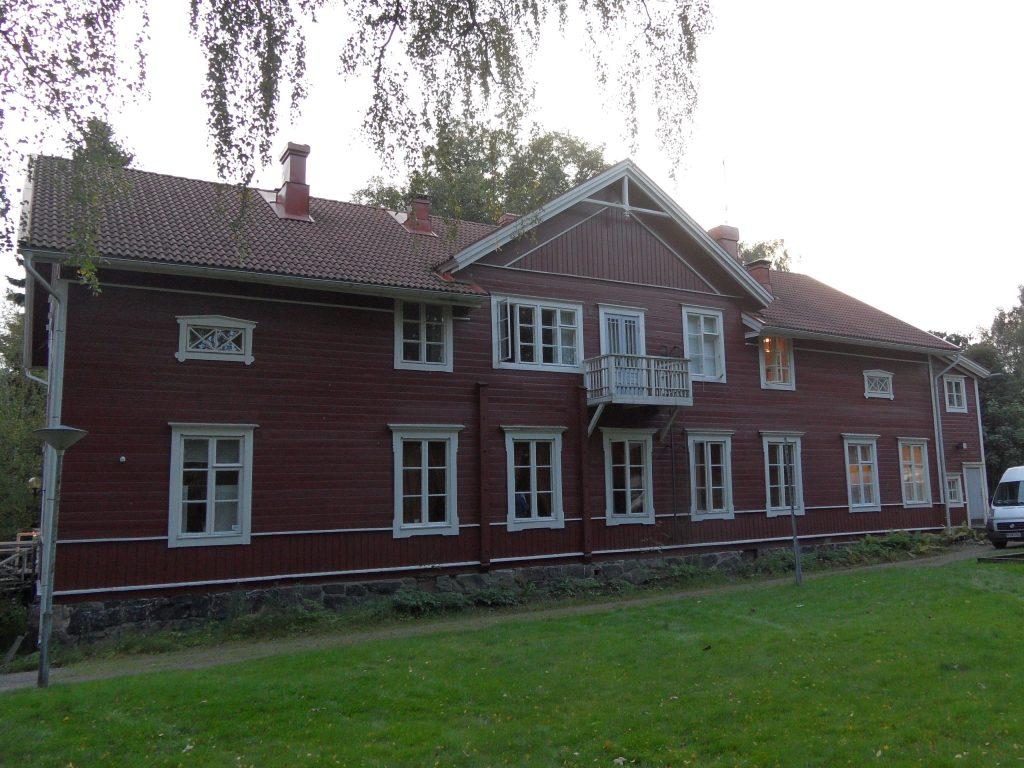 Malminkylän kartanon temppeli