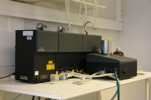 Coulter LS 230 Laser Diffraction Particle Size Analyser Beckman Coulter inc