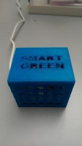3D printed box