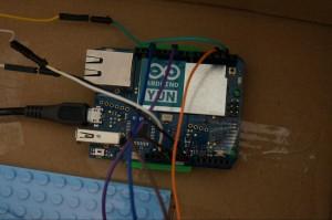 Arduino wiring