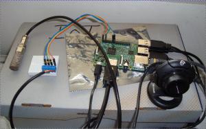 Figure 2, the used hardware