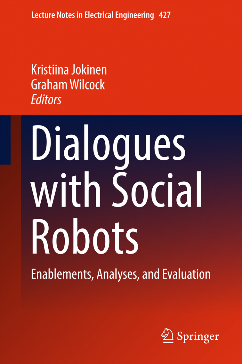 Dialogues with Social Robots book cover