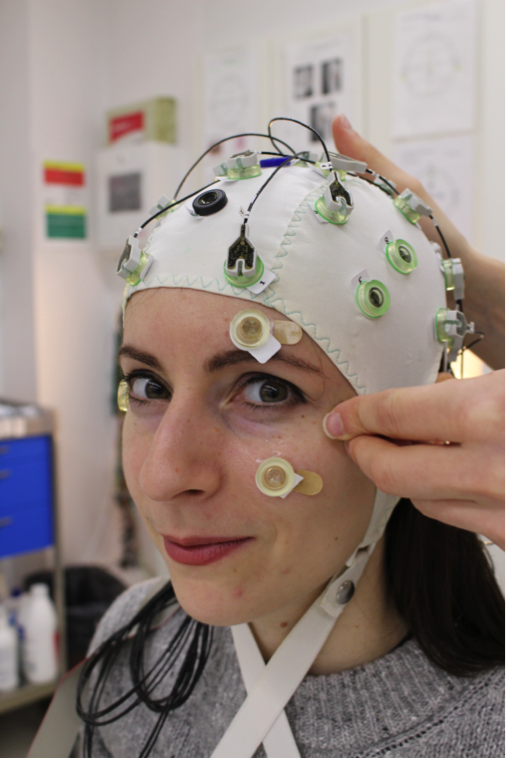 One of the research participants. Image: Camilla Groth.