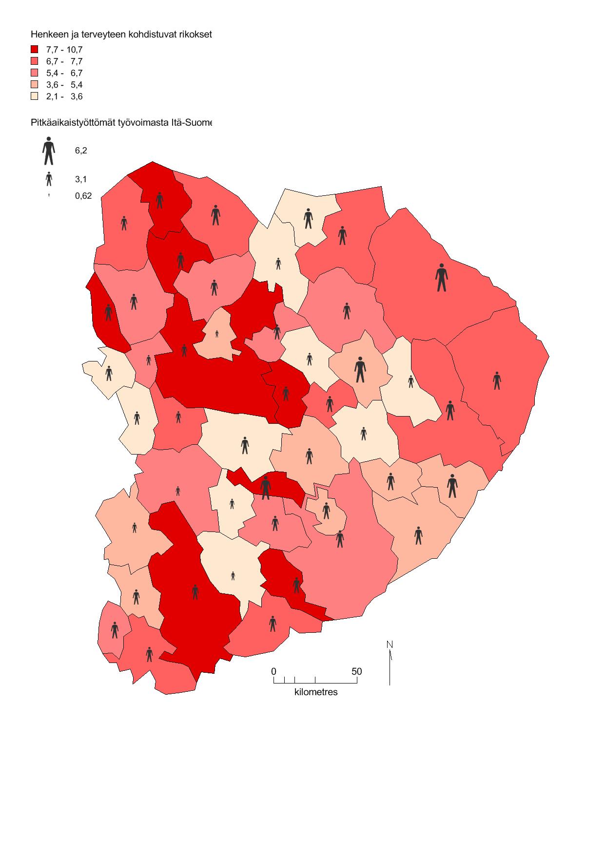Itä-Suomen ongelmat
