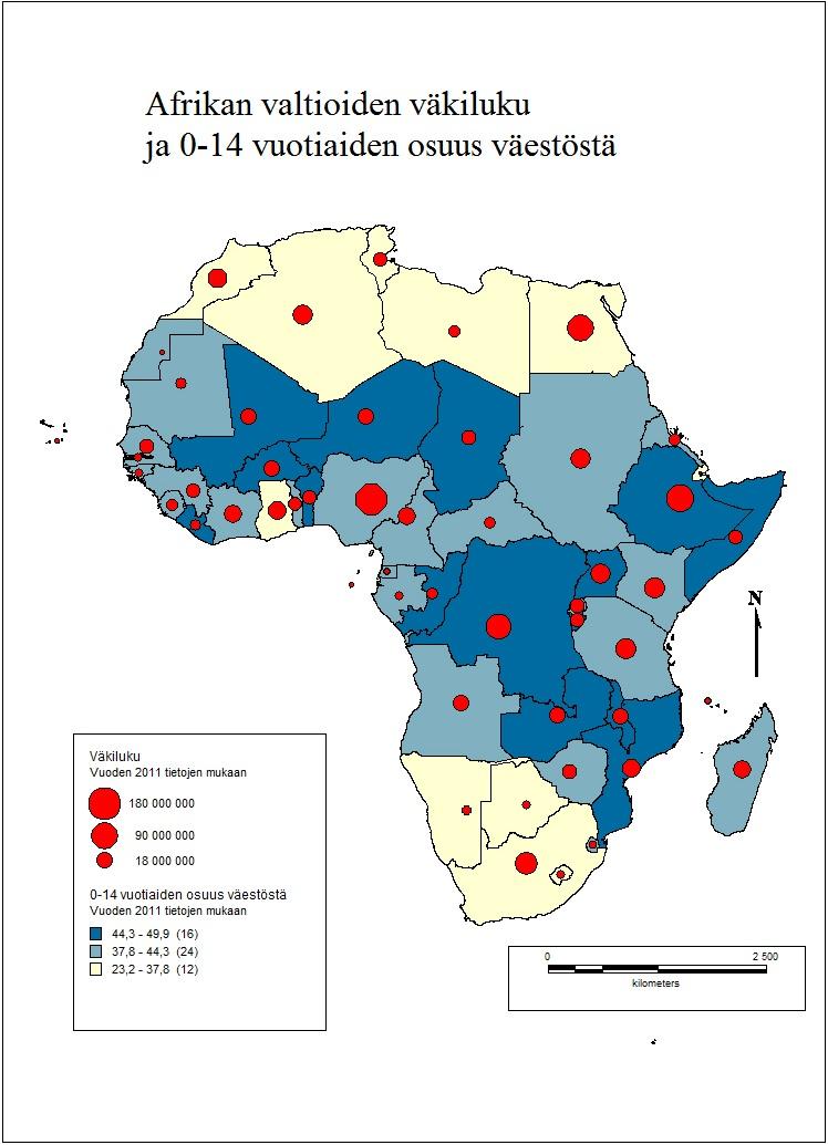 lesbot Afrikassa