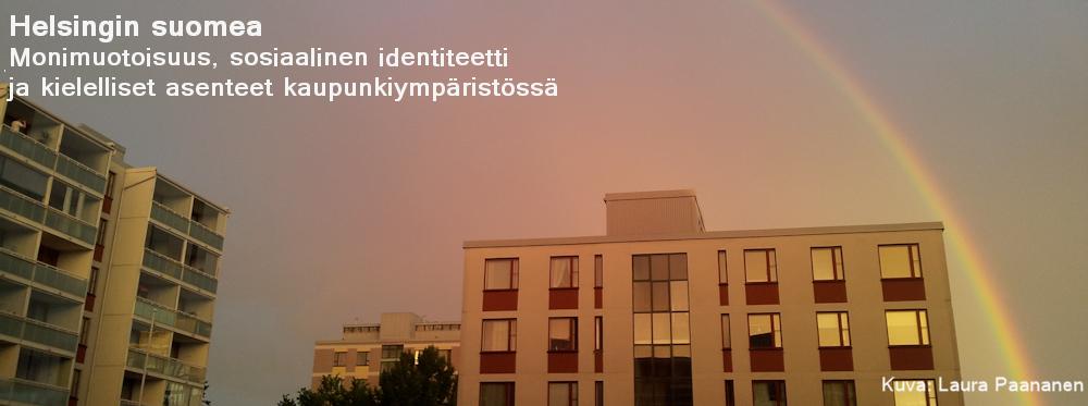 Helsingin suomea