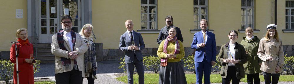 Henrik Meinander 60 år Topelia 18.5.2020