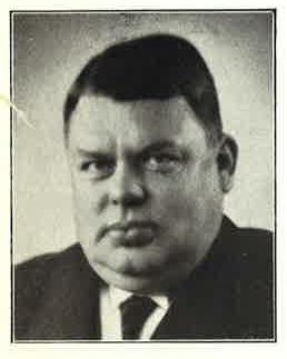 Einari Teräskivi Kuva: Suomen sanomalehdistön matrikkeli 1937