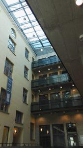 Tervetuloa Aleksandrian 4. kerrokseen!