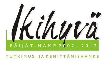 Ikihyvän logo