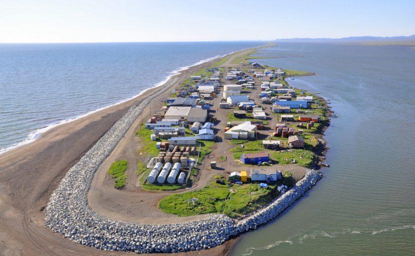 Onko Alaskassa ilmastopakolaisia?