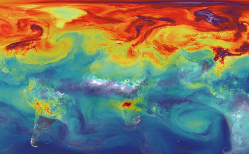 Ilmasto ei ehkä olekaan niin herkkä kuin luultiin. Onko ilmastokatastrofi peruttu?