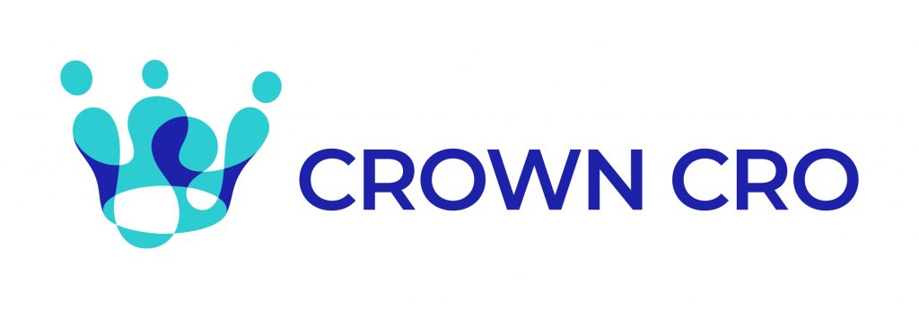 Logo for Crown CRO.