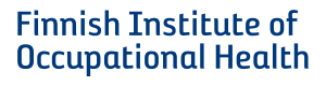 Logo for Finnish Institute of Occupational Health.