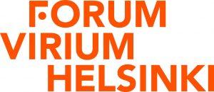 Logo for Forum Virium Helsinki.