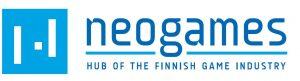 Logo for Neogames Finland.