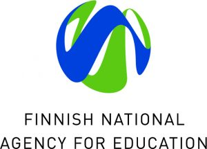 Logo for the Finnish National Agency for Education.