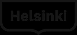 Logo for the City of Helsinki.