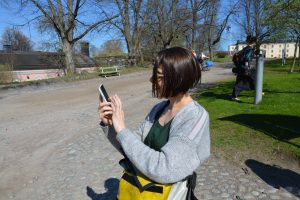 Picknick at Suomenlinna