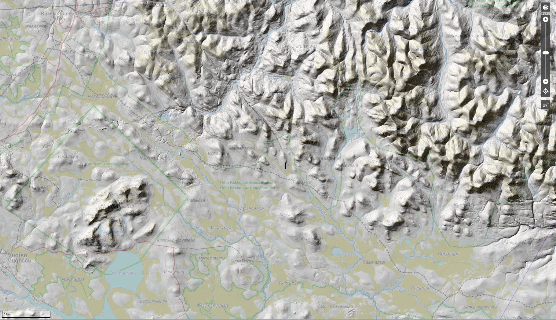 Jaakon GIS-blogi