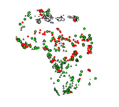 BLOGIIN_Afrikka_timanttikaivokset_oljykentat_konfliktit_kartta