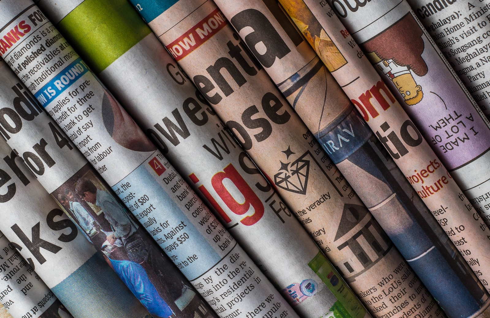 Journalismin notkuvat rajat