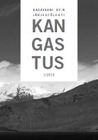 Kangastus 2013_1 Kansi