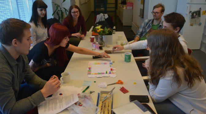 Kemian oppimispelin testausta ja yhteistyötä opettajankoulutuksessa