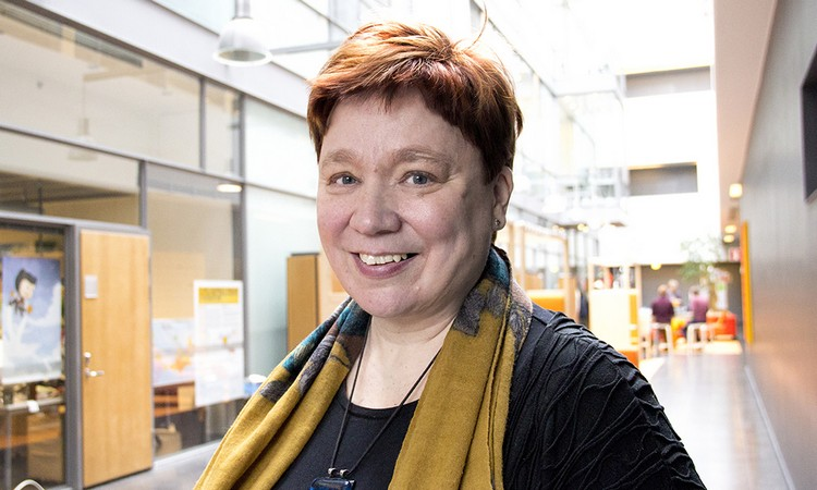Professori Maija Aksela