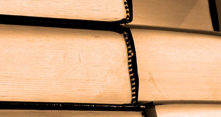 Kirjapino, koristekuva