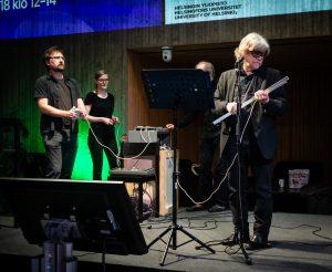 Kuvituskuva: M.A. Numminen ja Trio