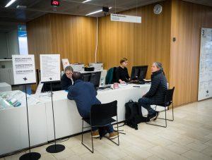 Kuvituskuva: Opiskelijaneuvonta aloitti toimintansa Kaisa-talossa kesällä 2018