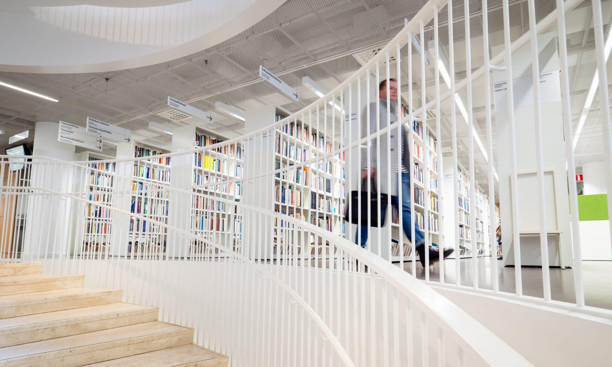 Kirjaston vuosi 2019