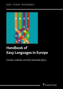 Handbook of Easy languages in Europe -kirjan kansi