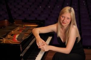 Valentina Lisitsa, die Pianistin der Aufnahme