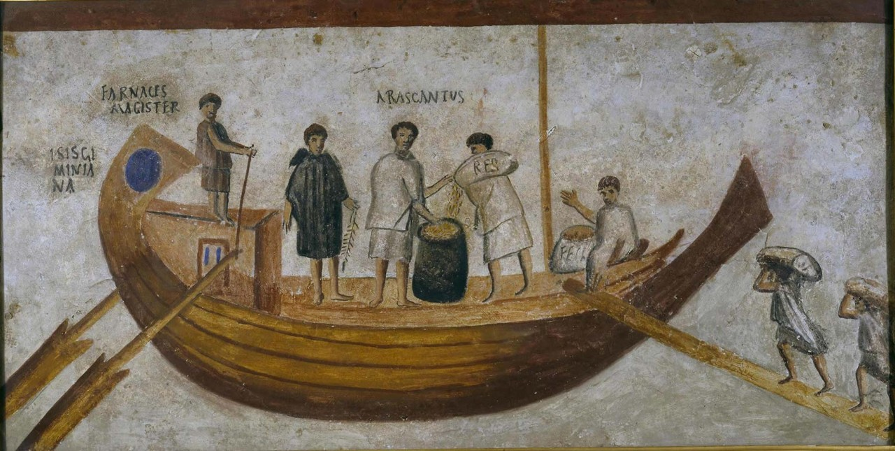 Law, Trade and the Sea: Discovering Maritime Trade in the Roman World